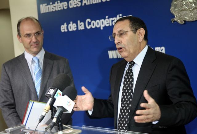 Visite au Maroc du Président de la Commission des relations extérieures de la Chambre des députés de la République Argentine