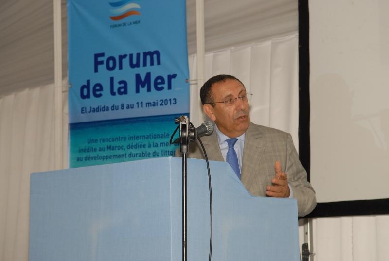 Première édition du Forum de la Mer à Al Jadida