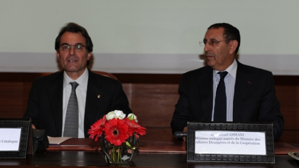 Tenue à Rabat du séminaire sur le Statut Avancé Maroc-Union européenne