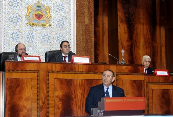 M. Amrani prend part à la 8ème session de l\'Assemblée Parlementaire de l\'UPM